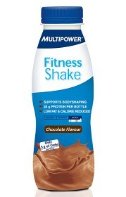 Bild på Fitness Shake Chocolate 330 ml
