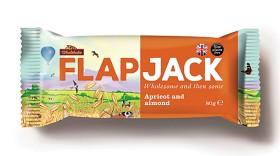 Bild på Flapjack Aprikos Mandel 80 g