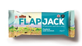 Bild på Flapjack Cashew & Coconut 80 g