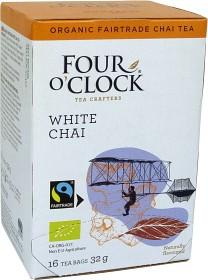 Bild på Four O'Clock Te White Chai 16 st