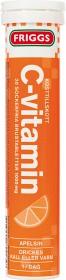 Bild på Friggs C-vitamin Apelsin 20 brustabletter
