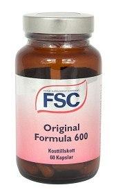 Bild på FSC Formula 600, 60 kapslar