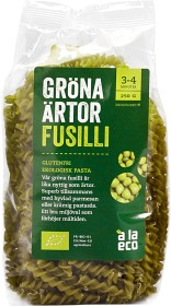 Bild på Fusilli Gröna Ärtor 250 g