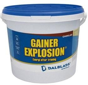 Bild på Gainer Explosion Choklad 4 kg