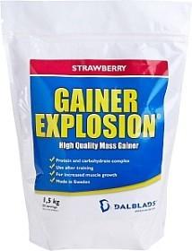 Bild på Gainer Explosion Jordgubb 1,5 kg
