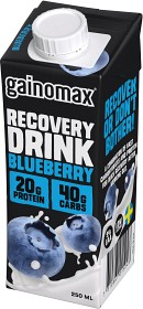 Bild på Gainomax Recovery Drink Blueberry 250 ml
