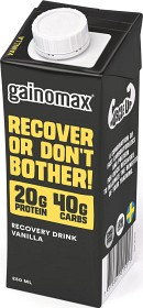 Bild på Gainomax Recovery Vanilla 250 ml
