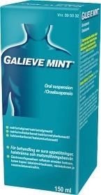 Bild på Galieve Mint, Oral suspension 150 ml