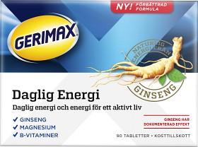 Bild på Gerimax Daglig Energi 90 tabletter