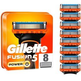 Bild på Gillette Fusion5 Power rakblad 8 st