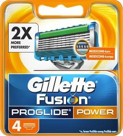 Bild på Gillette Fusion ProGlide Power rakblad 4 st