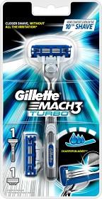 Bild på Gillette Mach3 Turbo Rakhyvel