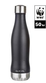 Bild på Glacial Thermo Bottle Mat Black
