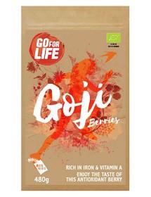 Bild på Go for life Gojibär 480 g