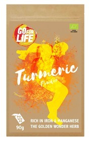 Bild på Go for life Gurkmeja 90 g