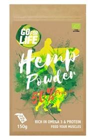 Bild på Go for life Hampapulver 50% 150 g