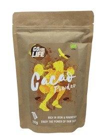 Bild på Go for life Raw Kakaopulver 290 g