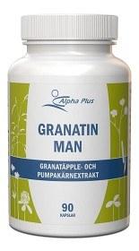 Bild på Granatin Man 90 kapslar