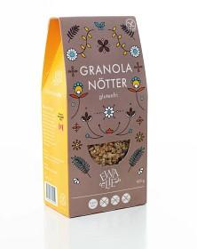 Bild på Granola Nötter glutenfri 425 g