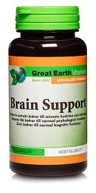 Bild på Great Earth Brain Support 60 kapslar