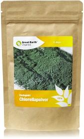 Bild på Great Earth Chlorellapulver 150 g