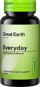 Bild på Great Earth Everyday 60 tabletter