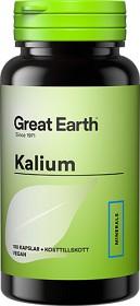 Bild på Great Earth Kalium 100 kapslar