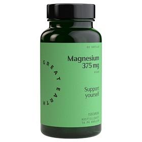 Bild på Great Earth Magnesium 375 mg 60 kapslar