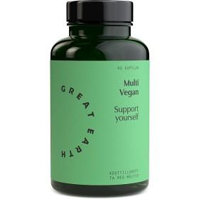 Bild på Great Earth Multi Vegan 60 kapslar