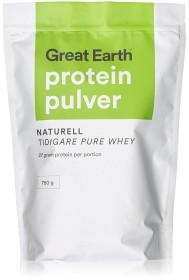 Bild på Great Earth Proteinpulver Naturell 750 g