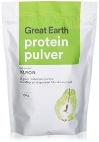 Bild på Great Earth Proteinpulver Päron 750 g