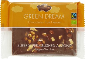 Bild på Green Dream Superduper Crushed Almond 100 g