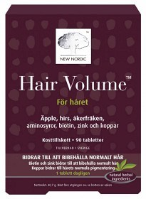 Bild på Hair Volume 90 tabletter