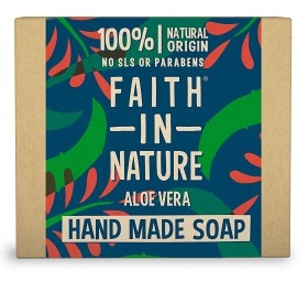 Bild på Hand Made Soap Aloe Vera 100 g