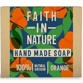 Bild på Hand Made Soap Orange Soap 100 g