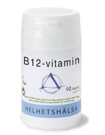 Bild på Helhetshälsa B12-vitamin 90 kapslar