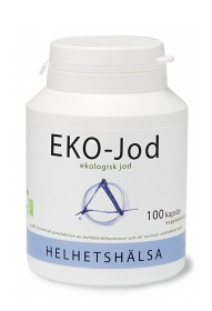 Bild på Helhetshälsa EKO-Jod 100 kapslar