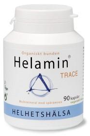 Bild på Helhetshälsa Helamin Trace 90 kapslar