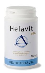 Bild på Helhetshälsa Helavit Ideal 200 kapslar