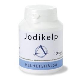 Bild på Helhetshälsa Jodikelp 100 kapslar