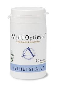 Bild på Helhetshälsa MultiOptimal 60 kapslar
