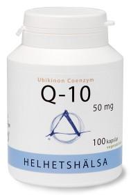 Bild på Helhetshälsa Q10 50 mg 100 kapslar