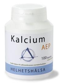 Bild på Helhetshälsa AEP Kalcium 100 kapslar