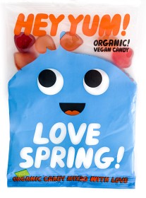 Bild på Hey Yum! Love Spring Godispåse 100 g