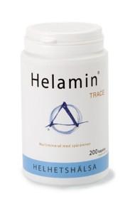 Bild på Helhetshälsa Helamin Trace 200 kapslar
