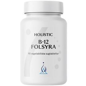 Bild på Holistic B-12 90 sugtabletter