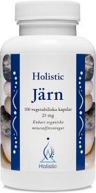Bild på Holistic Järn 25 mg 100 kapslar