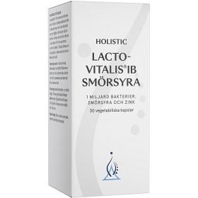 Bild på Holistic Lactovitalis IB Smörsyra 30 kapslar