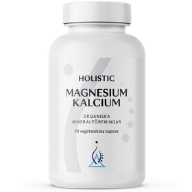 Bild på Holistic Magnesium Kalcium 90 kapslar