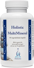 Bild på Holistic Multimineral 90 kapslar